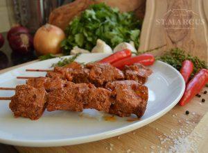Chicken Peri-Peri Sosaties