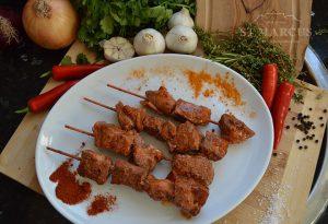 Chicken Tandoori Sosaties
