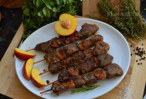 Beef Apricot Sosaties