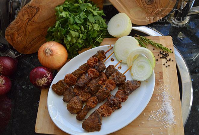 Beef Onion Sosaties