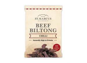 Chilli Beef Biltong Snack Pack