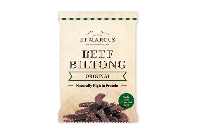 Original Beef Biltong Snack Pack