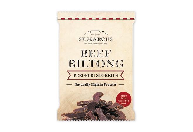 Peri-Peri Beef Stokkies Snack Pack