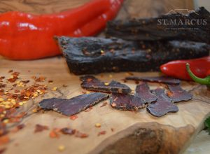Fiery Chilli Beef Biltong