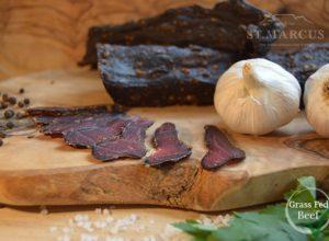 Biltong-Garlic