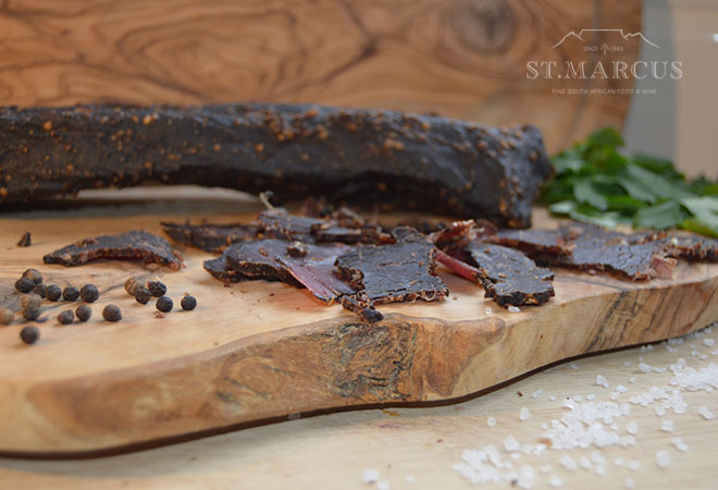 Award-Winning Original Beef Biltong