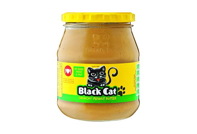 Black Cat Chocolate Peanut Butter