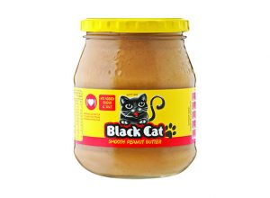 Black Cat Peanut Butters