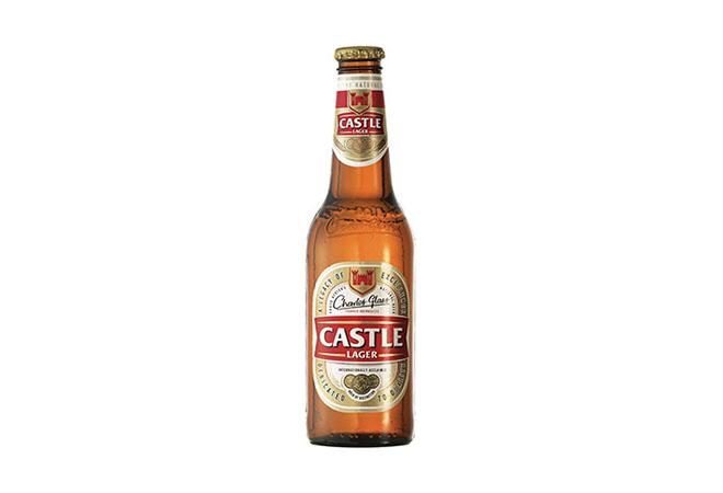 Castle Lager Bottled Beer