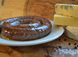 Creamy Cheese Boerewors