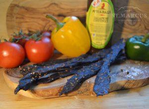 Fruity Chutney Beef Stokkies