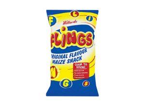 Willards Flings Crisps
