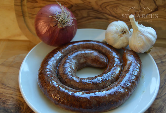 Garlic Infused Beef Boerewors
