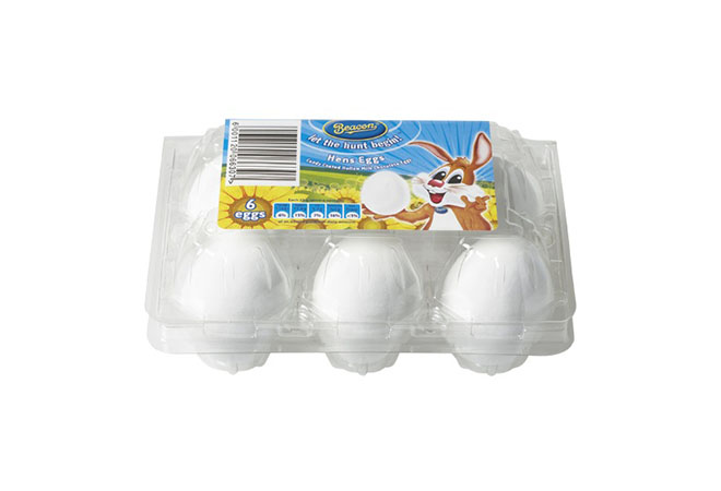 Beacon Hens Eggs