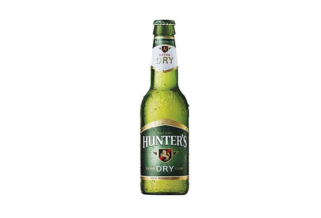 Hunter's Bottled Cider