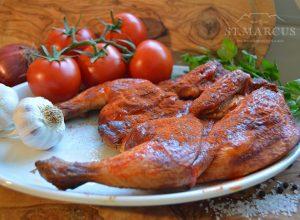 Peri-Peri Whole Chicken Flattie