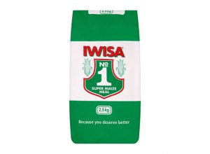 Iwisa Super Maize Meal Pap