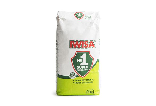 Iwisa Super Maize Meal Pap
