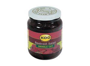 Koo Crinkle Cut Beetroot Salad
