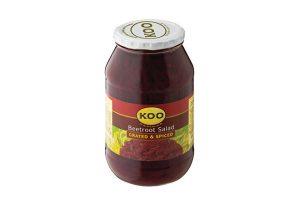 Koo Grated Beetroot Salad