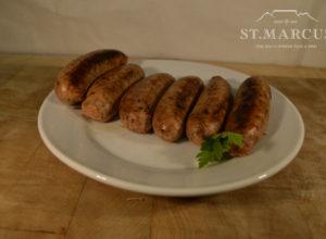 Lamb Mint Sausages