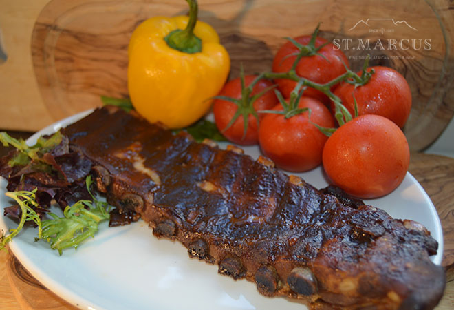Lamb Monkey Gland Ribs