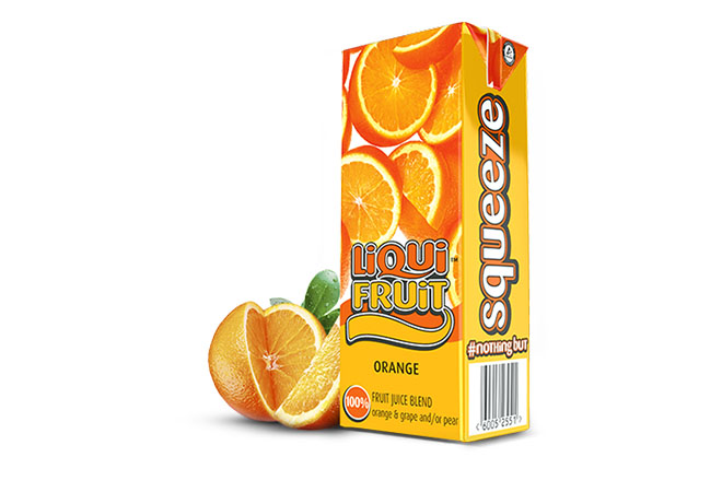 Liqui-Fruit Drinks