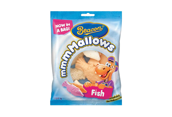 Beacon Mallow Fish