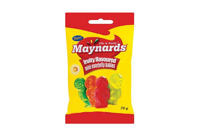 Maynards Mini Enerjelly Babies