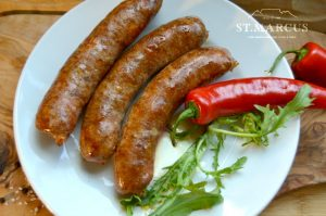 Mexican Sausages