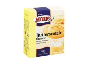 Moir's Butterscotch Pudding