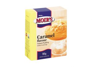 Moir's Caramel Pudding