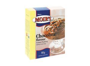 Moir's Chocolate Pudding