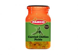Pakco Curried Chillies Pickle