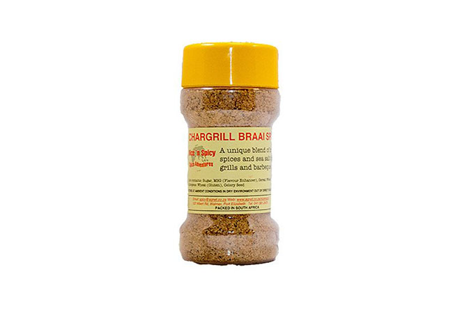 Nice 'n Spicy Chargrill Braai Spice
