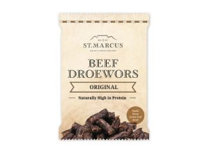 Grass Fed Beef Droëwors Snack Pack