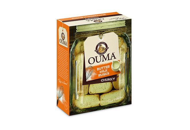Ouma Rusks