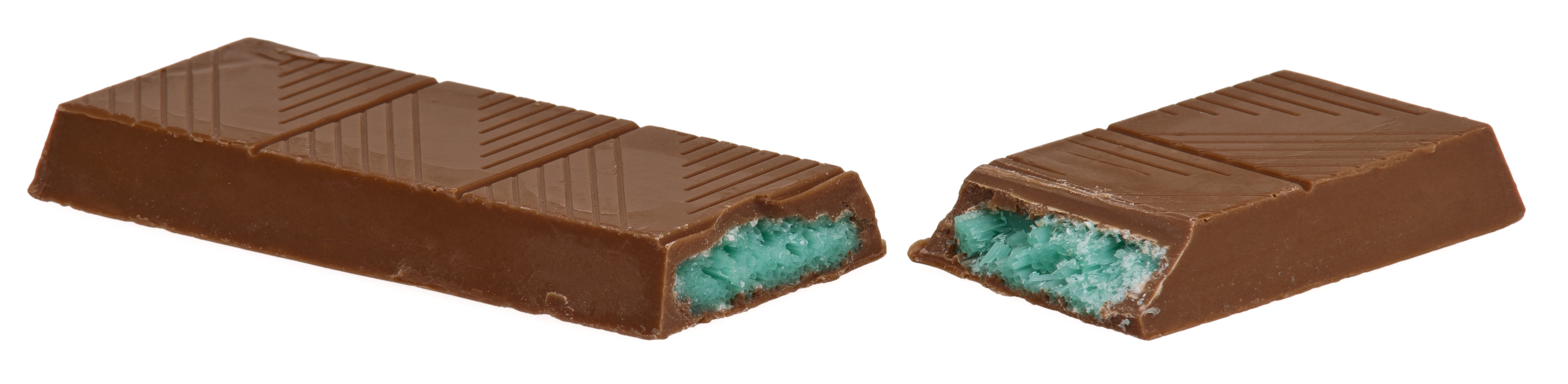 Peppermint Crisp Chocolate