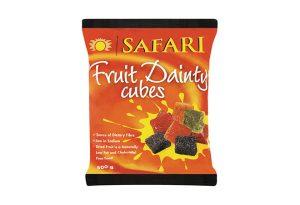 Safari Fruit Dainty Cubes