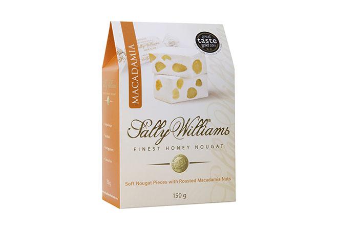 Sally Williams Macadamia Nougat Gift Box