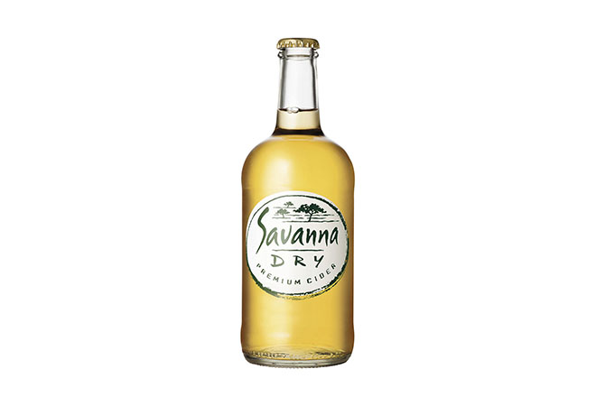 Savanna Bottled Cider