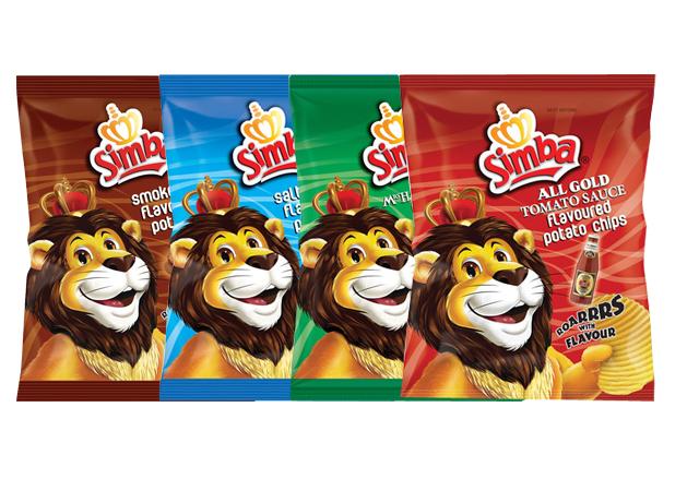 Simba-chips