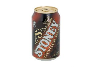Stoney Ginger Beer Canned Drinks