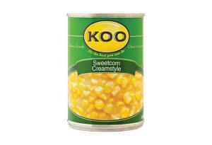 Koo Creamstyle Sweetcorn