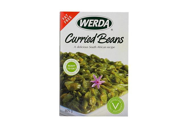 Werda Curried Beans