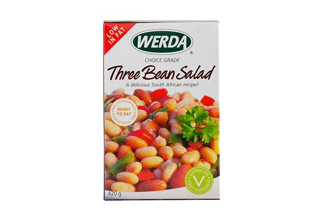 Werda Three Bean Salad