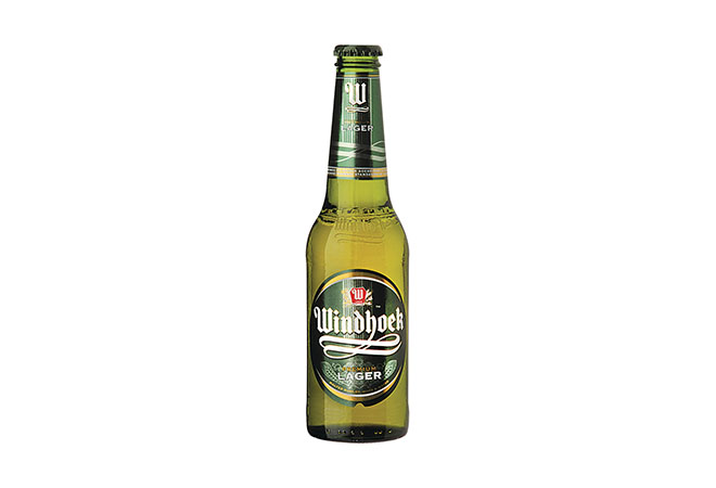 Windhoek Bottled Lager