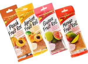 Safari Fruit Rolls