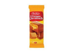 Wilson's Cream Caramel Slab