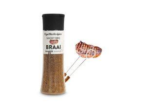 CHS Smokey BBQ Braai